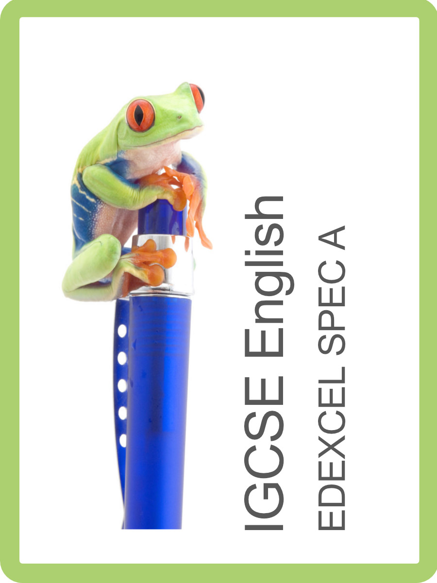 IGCSE English Language Spec A Login