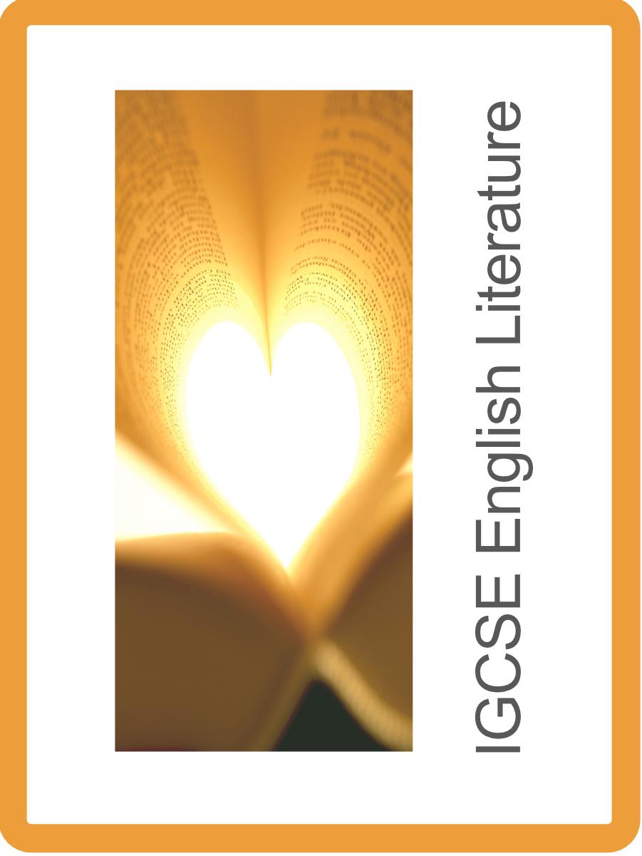 IGCSE English Literature Course Login