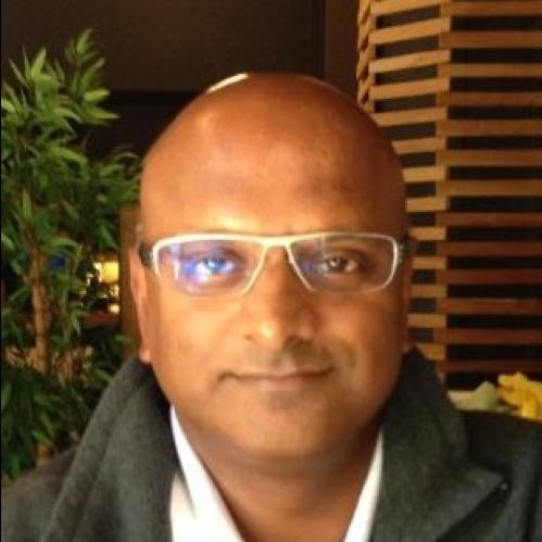 Raja Ramachandran, Ripe.io Founder