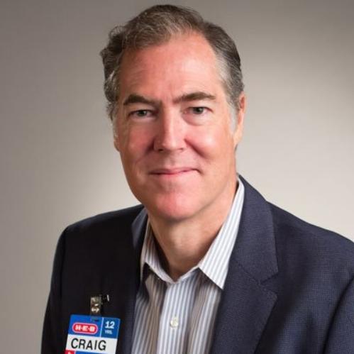 Craig Boyan, President, H-E-B