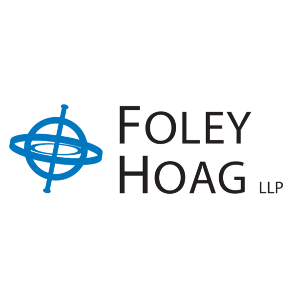 Foley Hoag is a dynamic law firm that represents public and private clients in a wide range of disputes and transactions worldwide. We have expertise in industries such as life sciences and healthcare, technology, energy and renewables, investment management, professional services and education. We also offer our clients market-leading international litigation and arbitration and corporate social responsibility services. From our offices in Boston, New York, Paris and Washington, D.C. we provide strategic legal advice that is tailored to each of our clients' unique goals. Foley Hoag combines powerful regional, national and international practices that share a common emphasis on client service. We are focused on what we do best: helping our clients succeed through the delivery of exceptional legal service. For more information, visit www.foleyhoag.com.