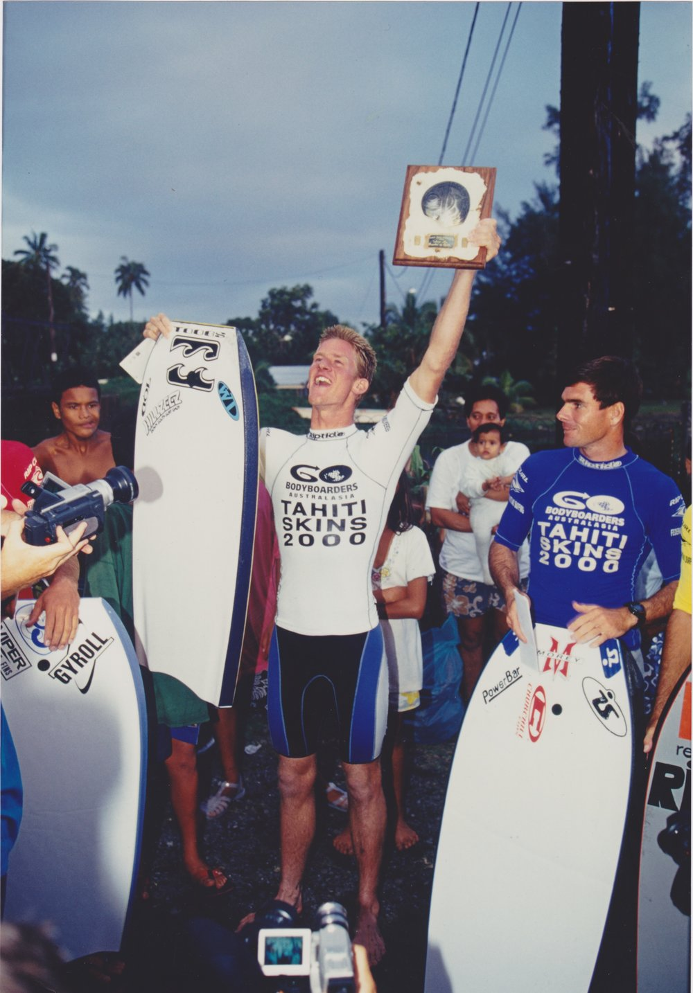 Sweet youthful victory featuring a fresh-faced Ryan hardy.