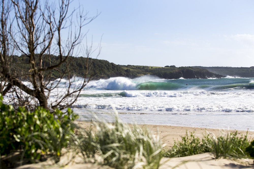 One of the possible locations for this years APB Bodyboard King Pro. Photo:  @joshuatabone