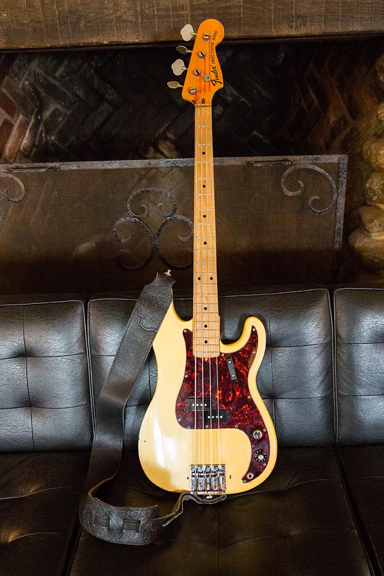 1973 Fender P-Bass