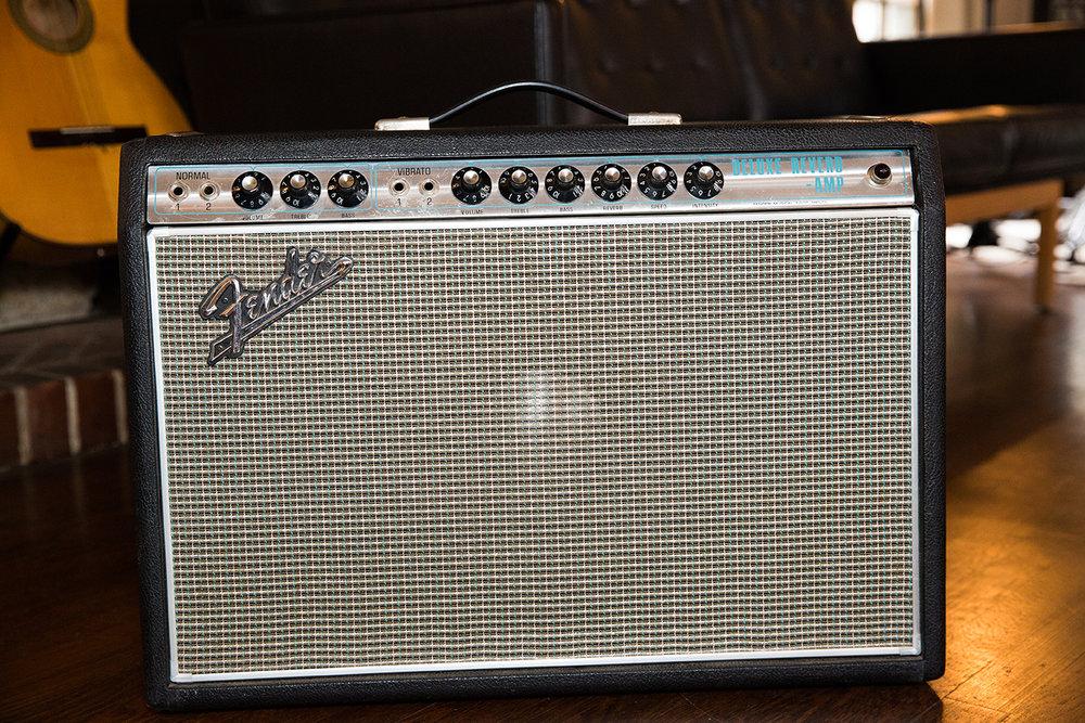 1968 Fender Deluxe Reverb