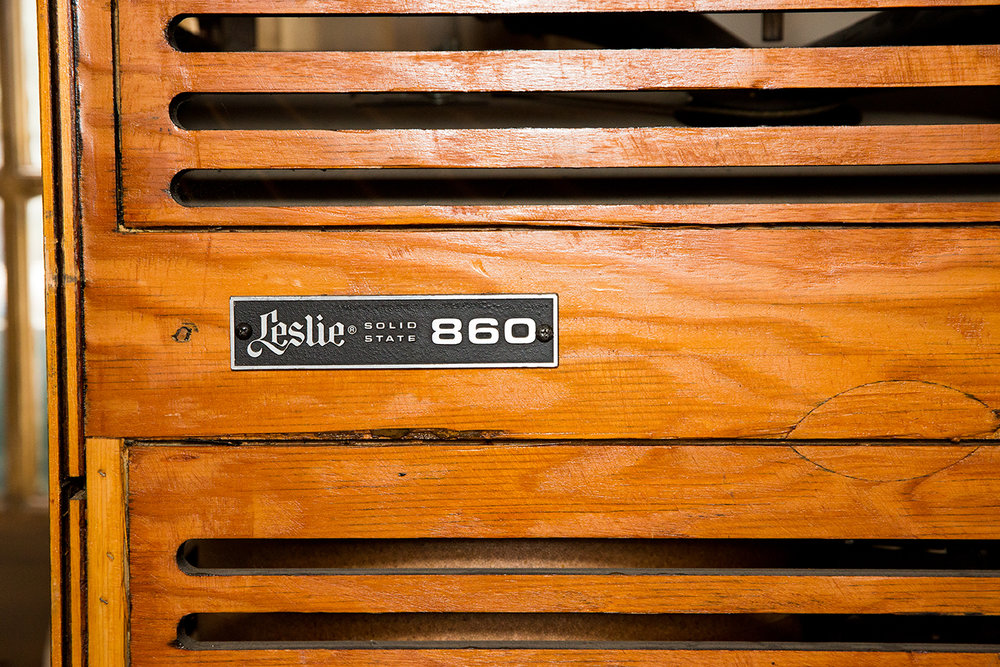 Leslie 860 Rotating Speaker