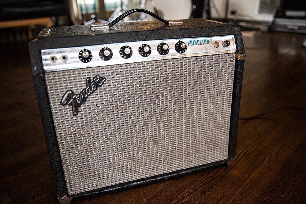 1978 Fender Princeton