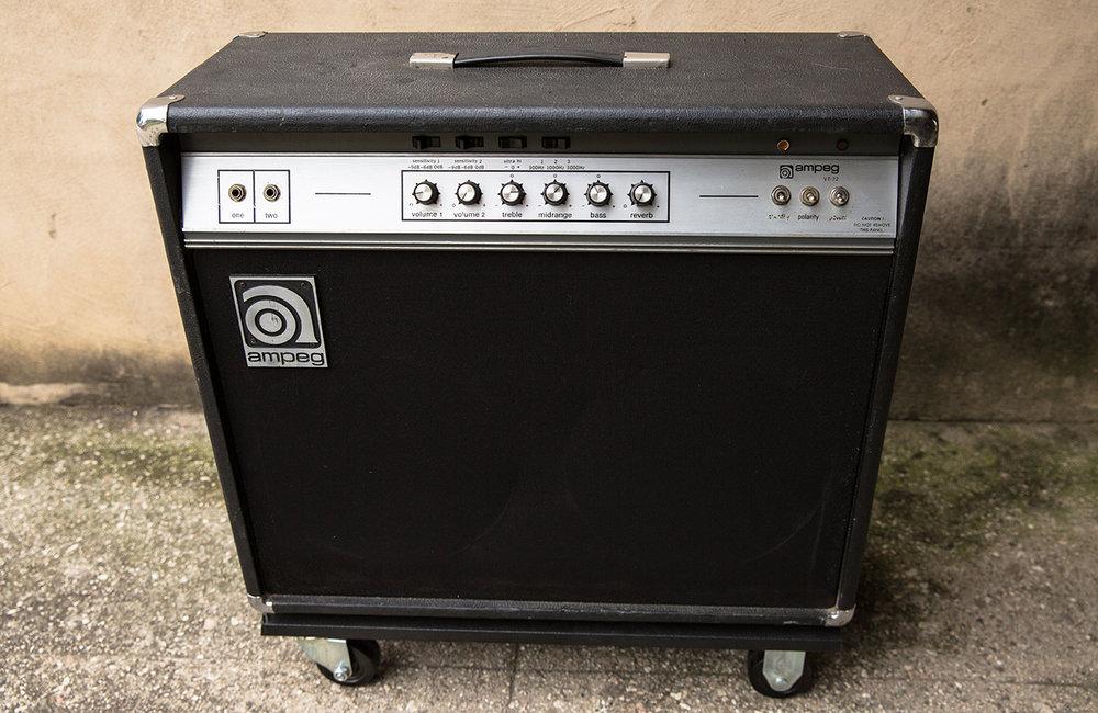 1970's Ampeg VT-22