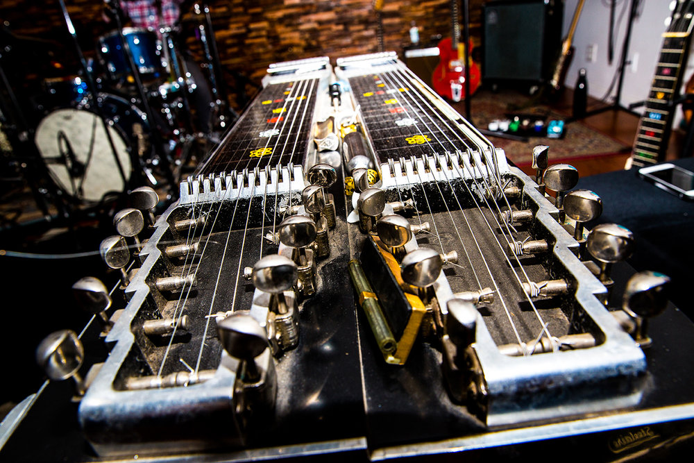 1970's Emmons Pedal Steel