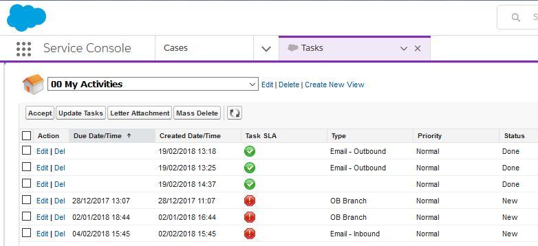 No Lightning Task List View?! — SalesforceScott