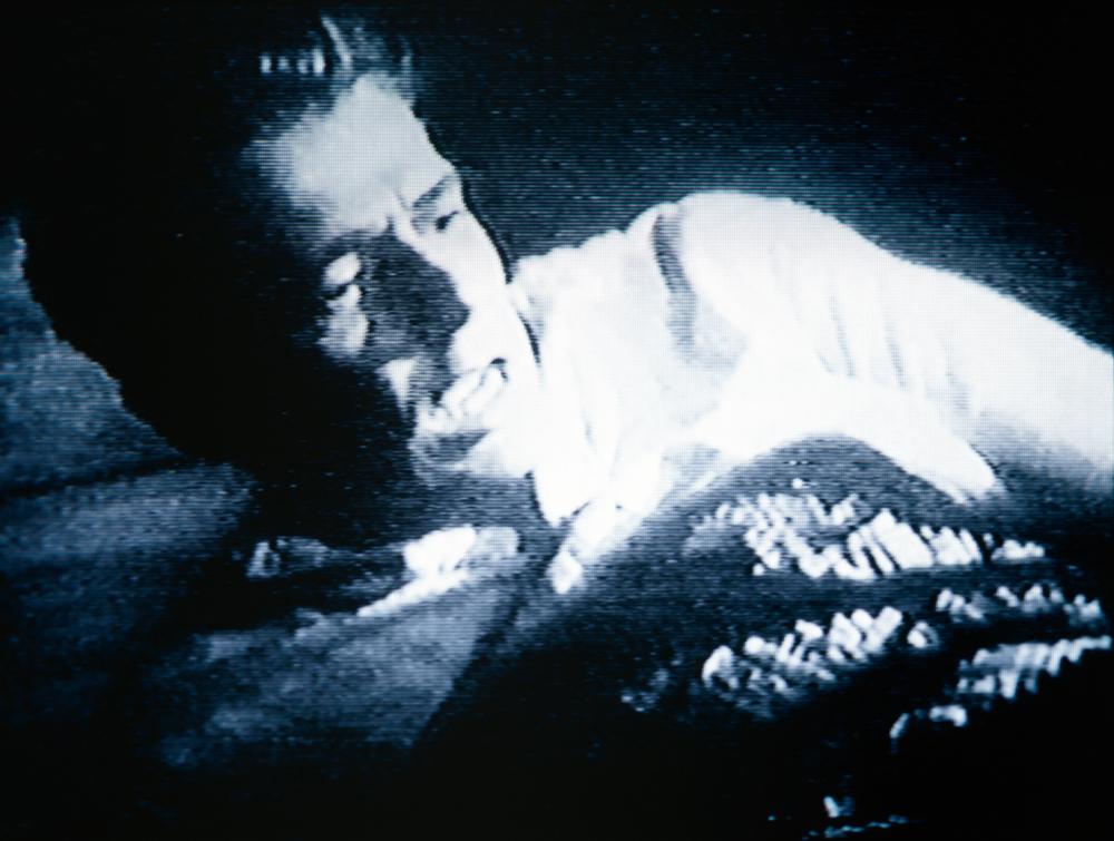 Allan Sekula & Noël Burch,  Reagan Tape , 1981; single-channel video, color, sound; 10 minutes 39 seconds; edition of 5 © Allan Sekula (video still); courtesy of the artists and Christopher Grimes Gallery, Santa Monica