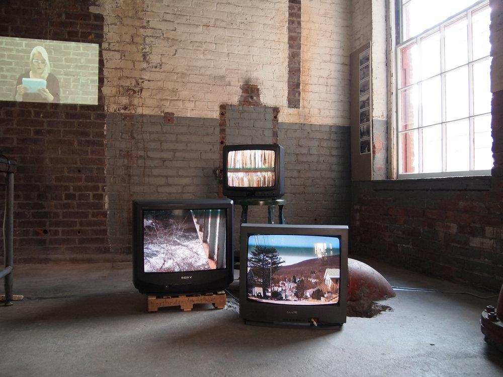 Videos of North Adams by Rachel Sherk.
