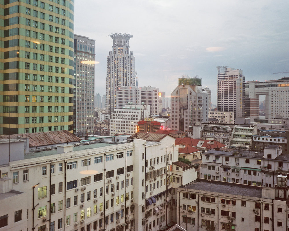Maya Schweizer and Clemens von Wedemeyer,  Metropolis ,  Report from China , 2006. HD, 42 minutes. Courtesy of the artists  As part of the exhibition, the film is screened at the film/video theater at  Wexner Center for the Arts .