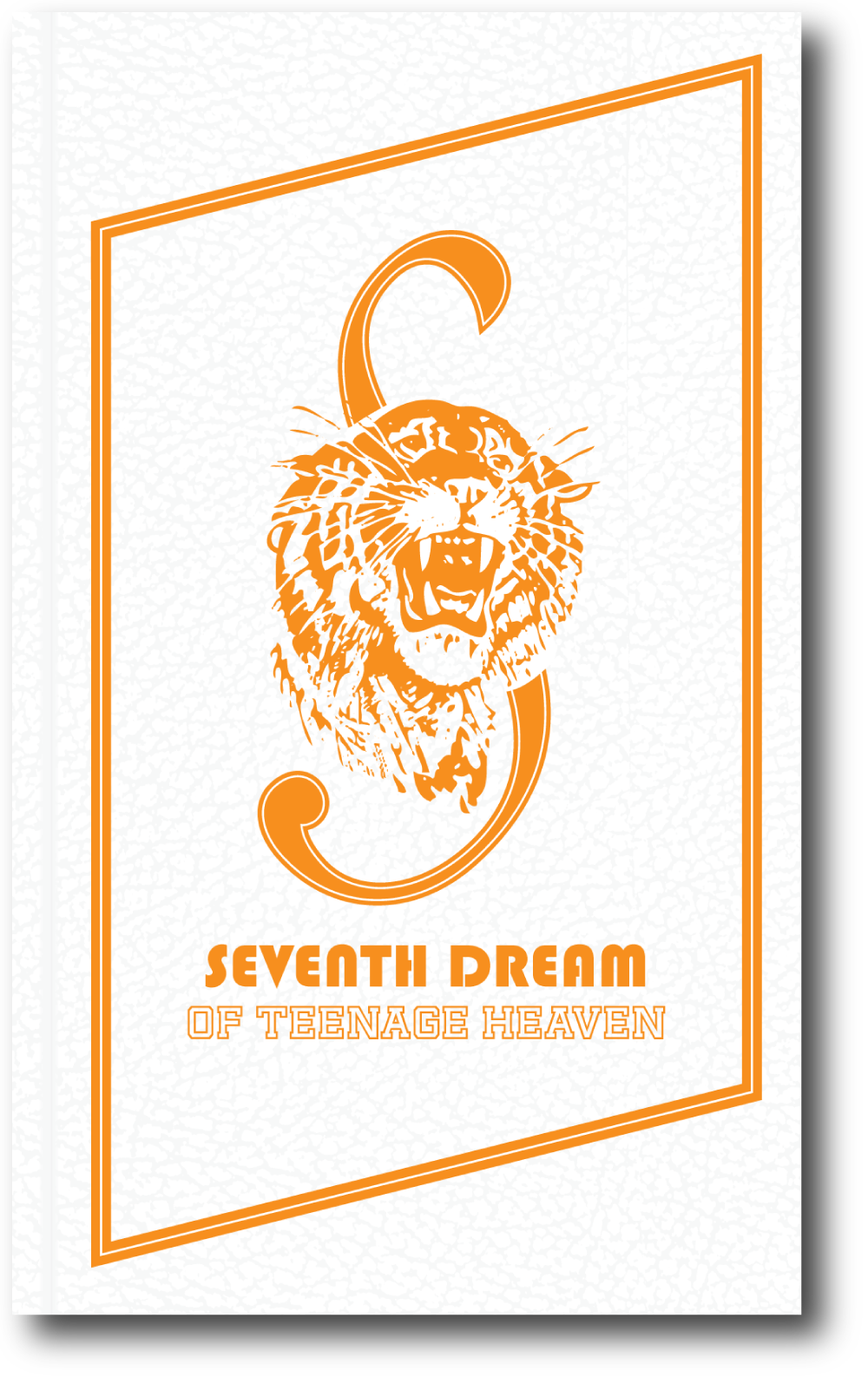 Seventh Dream of Teenage Heaven, published by Bureau for Open Culture, 2011; designed by Nate Padavick;188 pages;8.25 x 5 inches