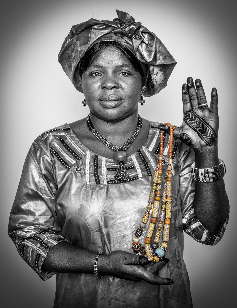 Aoua Cherif Doumbia, UNDP Equator Prize Winner, Mali Elephant Project