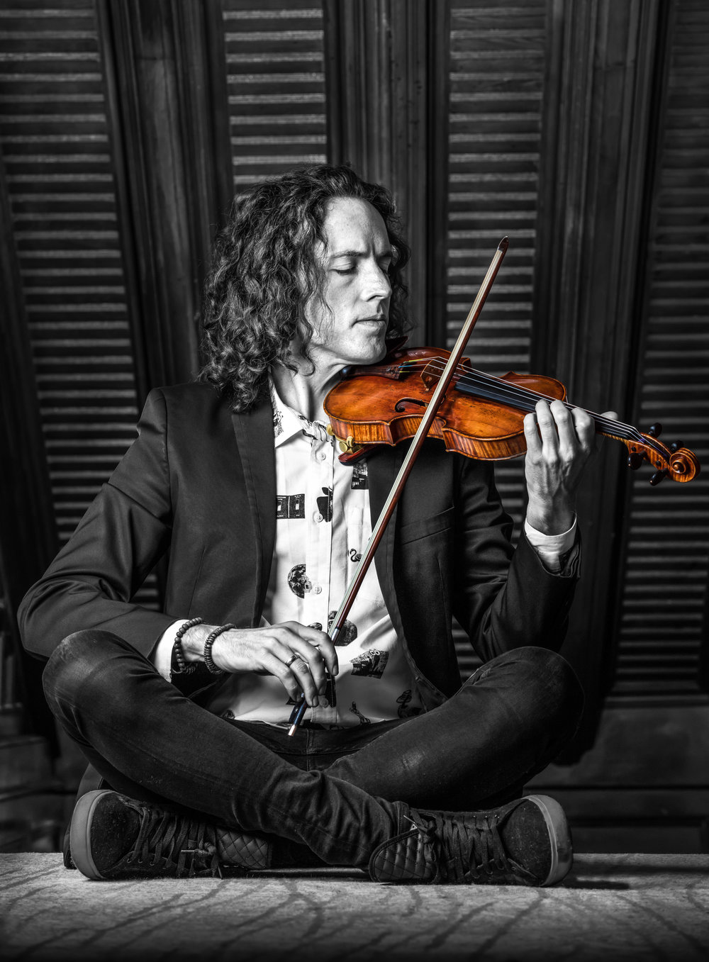 Tim Fain, World Renowned Violinist and Composer