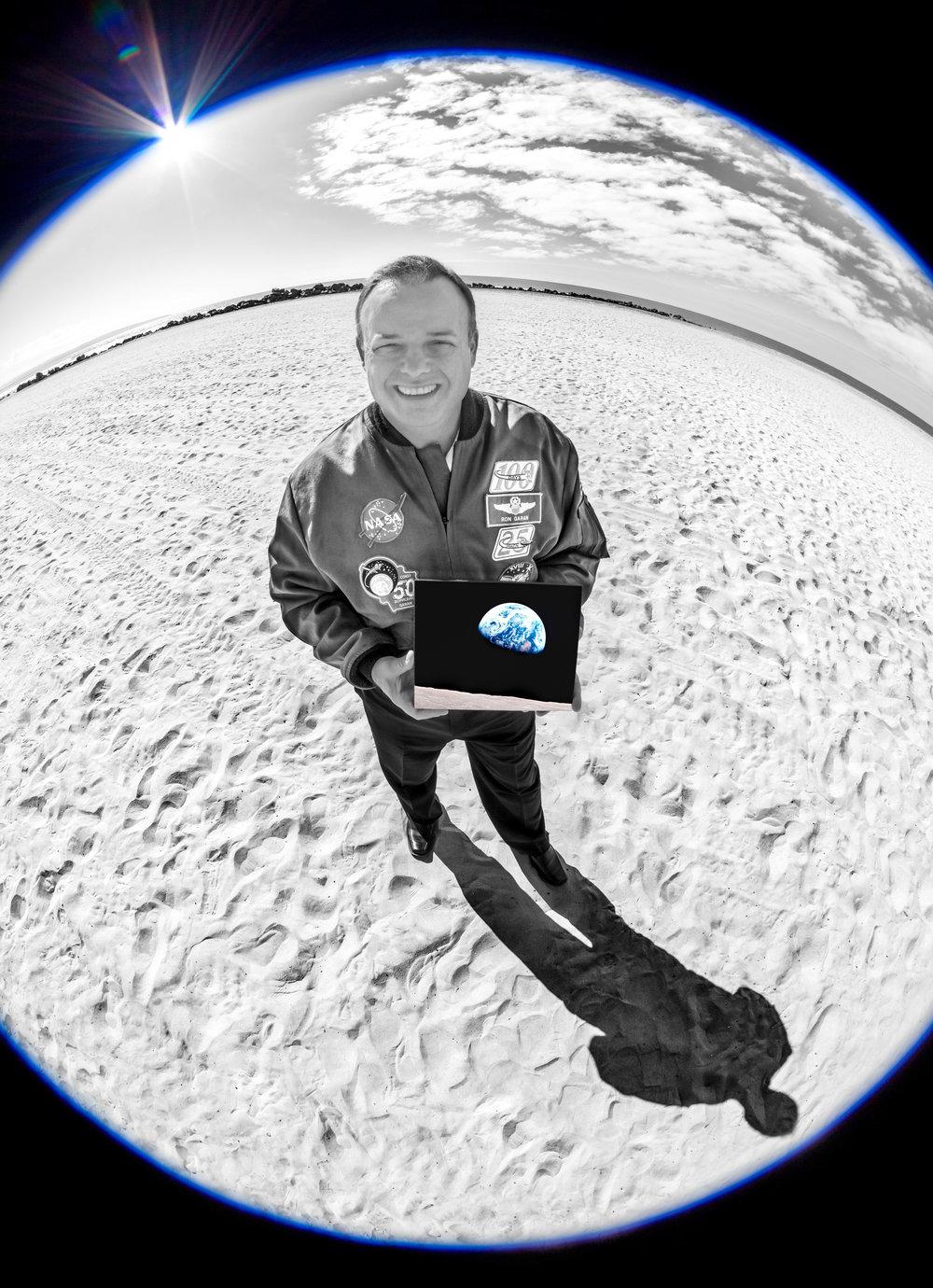 Ron Garan, NASA Astronaut