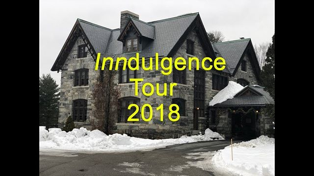 """We had such an amazing weekend last week! There's always lots to do and of course busy, busy, busy, -- between Christmas in Weston  and the Inndulgence Tour.  It was nice to see some fresh faces and open our Inn to our family and friends. ⠀ ⠀ In a surprising twist, we had the honor of being featured in the 2018 Inndulgence Tour video through """"Pat and Penny's Travel Channel"""" on youtube!  Be sure to checkout the video at the link below and give them a subscribe on us 😉⠀ ⠀ https://buff.ly/2L2kd5l"""