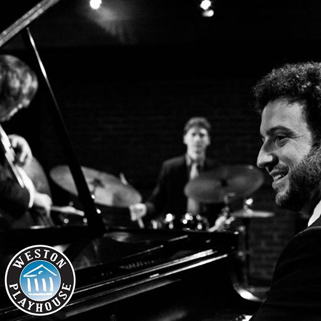 """Be sure to checkout the """"Joe Davidian Trio"""" coming up next Saturday (March 23) at the #WalkerFarm !!!.⠀ ⠀ """"Joe now returns to his home state of Vermont to perform with an all star trio featuring Vermont legends Anthony Santor on bass and Conor Elmes on drums for a night of piano jazz trio that is not to be missed. The trio will be exploring unique takes on the classic American jazz songbook as well as original music.⠀ ⠀ Walker Farm Music presents a wide variety of music at Weston Playhouse at Walker Farm. Walker Farm Music is curated by Jed Hughes.""""⠀ ⠀ The show is sure to be a great hit!  For ticket information and more be sure to visit bit.ly/wpjoetrio⠀ ⠀ #travelweston #westonplayhouse @weston_playhouse #weston_playhouse #vermontshows #vermonttheater #vermontheatre"""