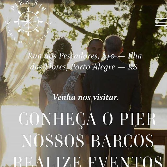 O @marinapier340 iniciou suas atividades em 1999, numa área de 12.000 metros quadrados, na ilha das flores, um dos locais mais lindos de Porto Alegre, ficando a dez minutos do centro da capital. Faça seu evento com a presença do por do sol dos seus sonhos!  Acesse o Instagram @marinapier340 e o novo site: pier340.com.br e faça seu orçamento.  O pier é um grande parceiro da Acústica, o som e a luz que fazem a diferença.  #pier340 #eventospoa #acusticasomeluz #sonorizacao #iluminacao #salaodeeventos