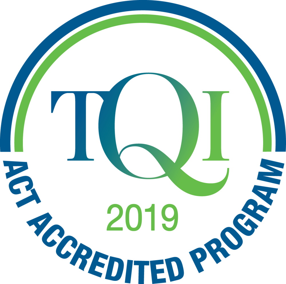 ACT Teacher Quality Institute TQI Accredited