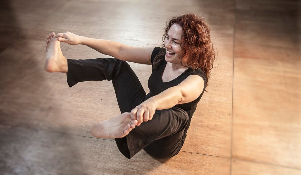 © International  Feldenkrais ® Federation Archive, Robert Golden     Save the Date! Anna and Julie will be back… with Wake Up! Learn a Feldenkrais Routine in  Saturday 5th and Sunday 6th October 2019. Details TBA