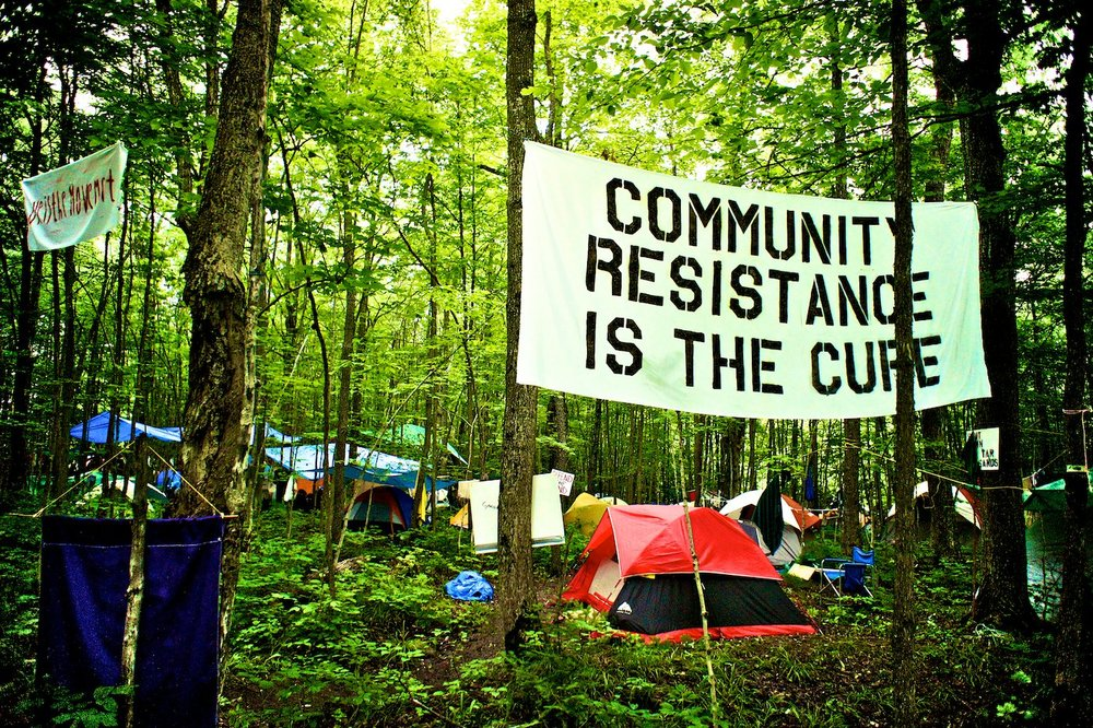 community resistance