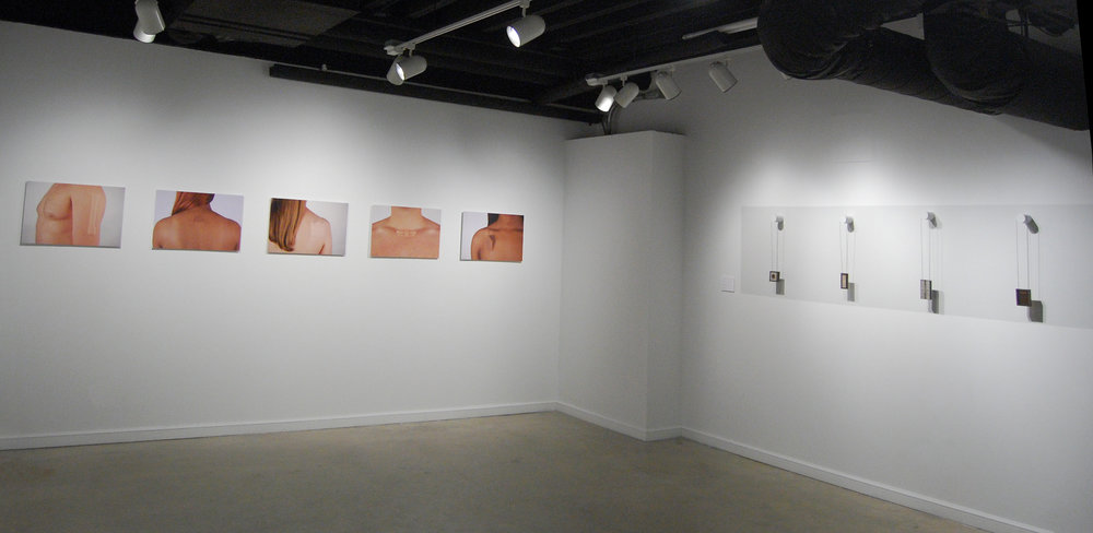 Figure 18:  Little Boxes  Installation View 3