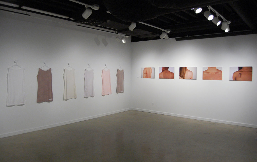 Figure 17:  Little Boxes  Installation View 2