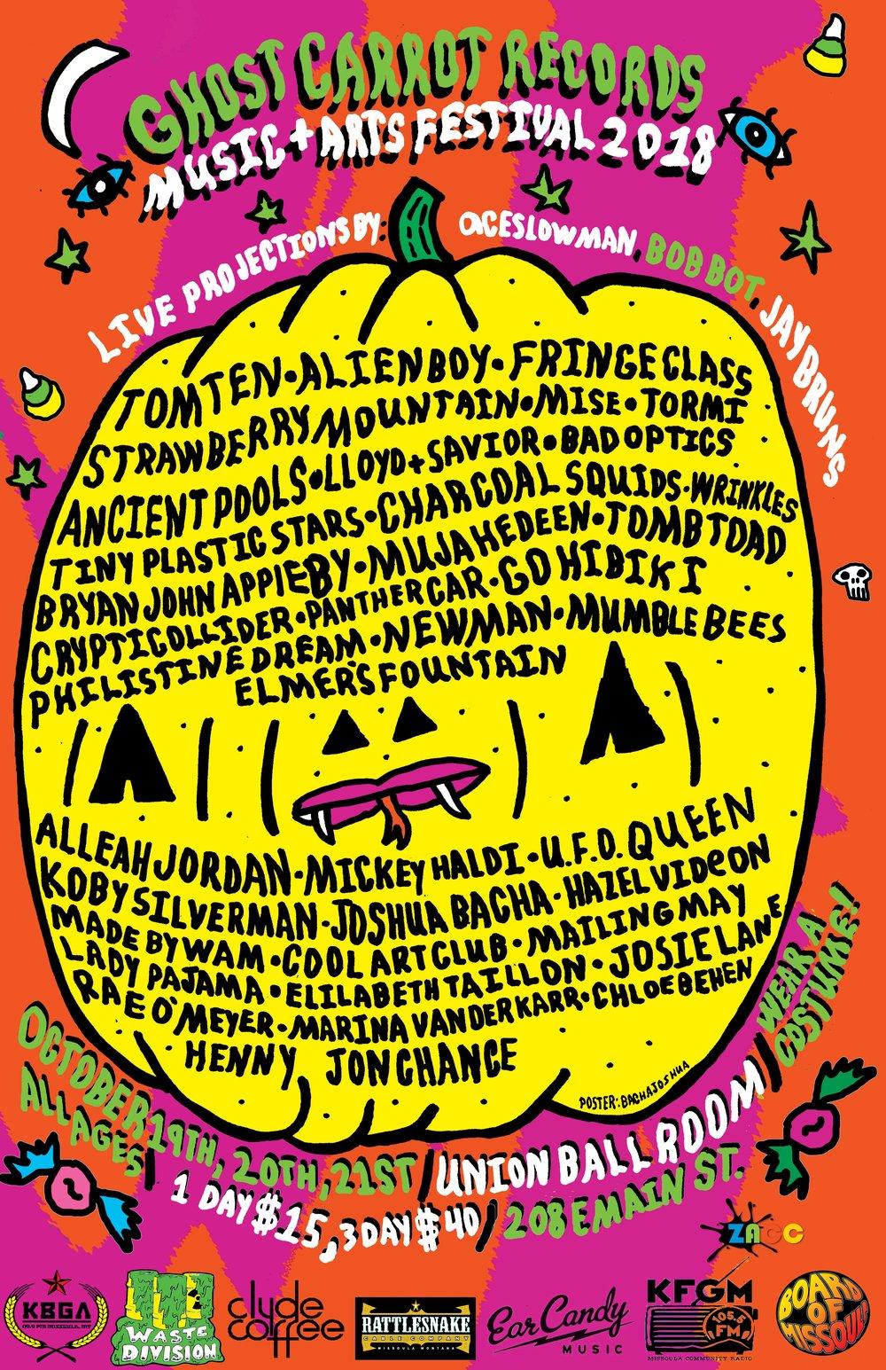 Poster by Joshua Bacha