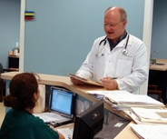 Dr. Adkins of Fort Myers Family Medicine.
