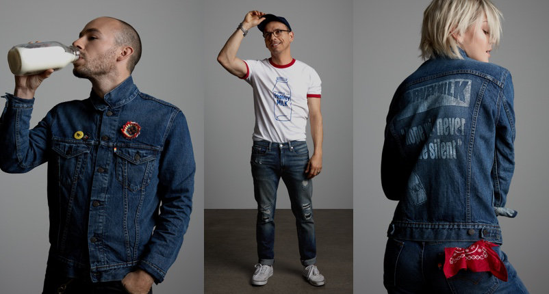 Pride Clothing Collection - Levi's