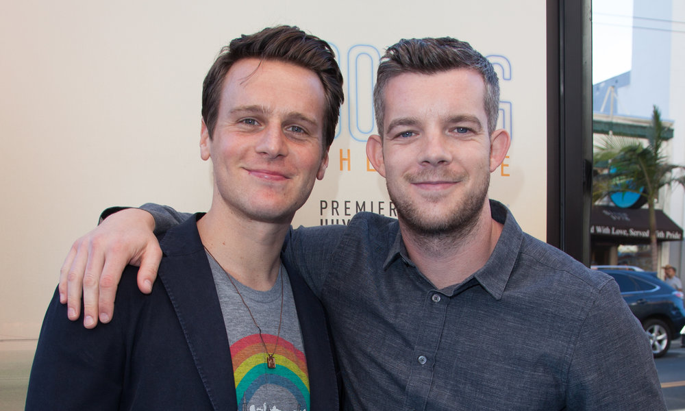 Looking Movie Jonathan Groff, Russell Tovey