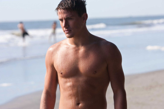 Channing Tatum Merman Splash