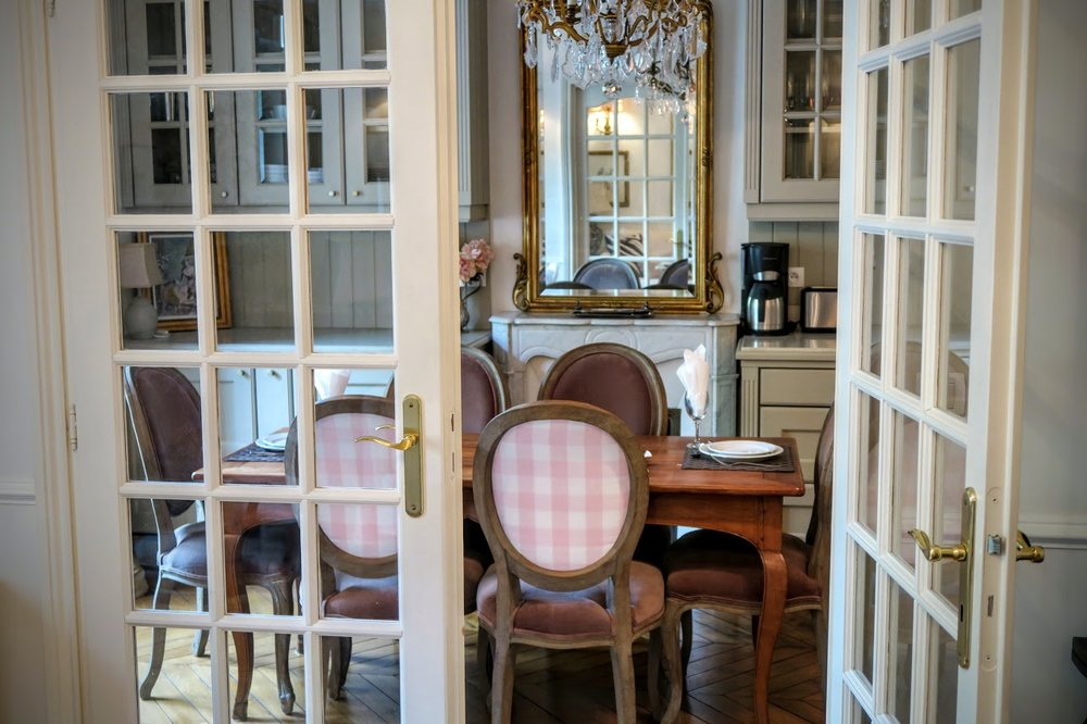 Paris Perfect Apartment Rentals