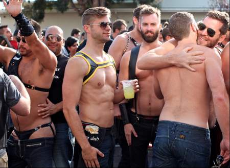 Seems excellent nude men folsom street