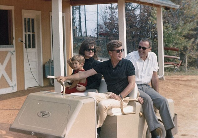 JFK and Lem Billings