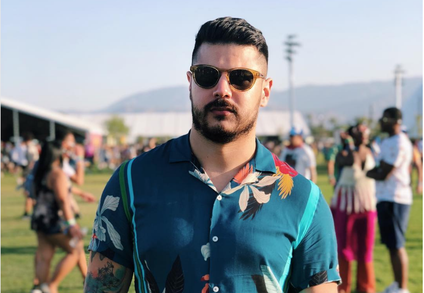 Best-Dressed Men at Coachella 2018 | Boy Toy Confidential