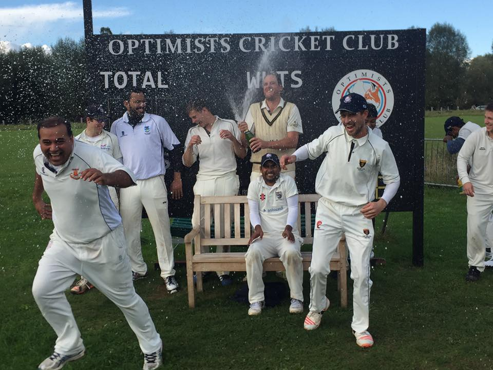 WOCC winning the LCF League 2017