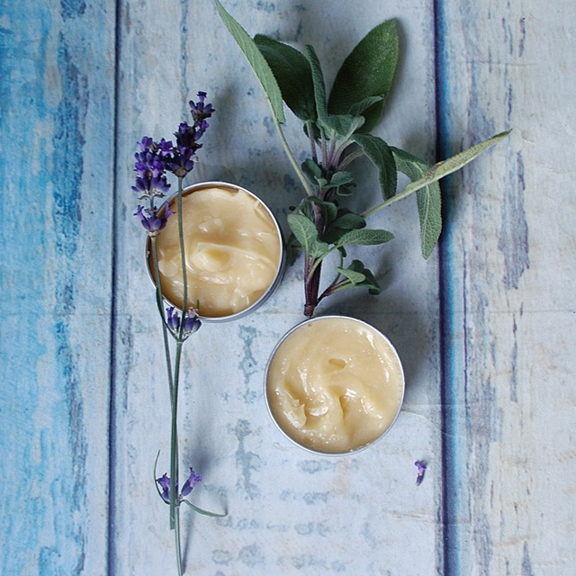 Make an all-natural herbal salve that can soothe minor grazes, scratches, insect bites and patches of dry skin.