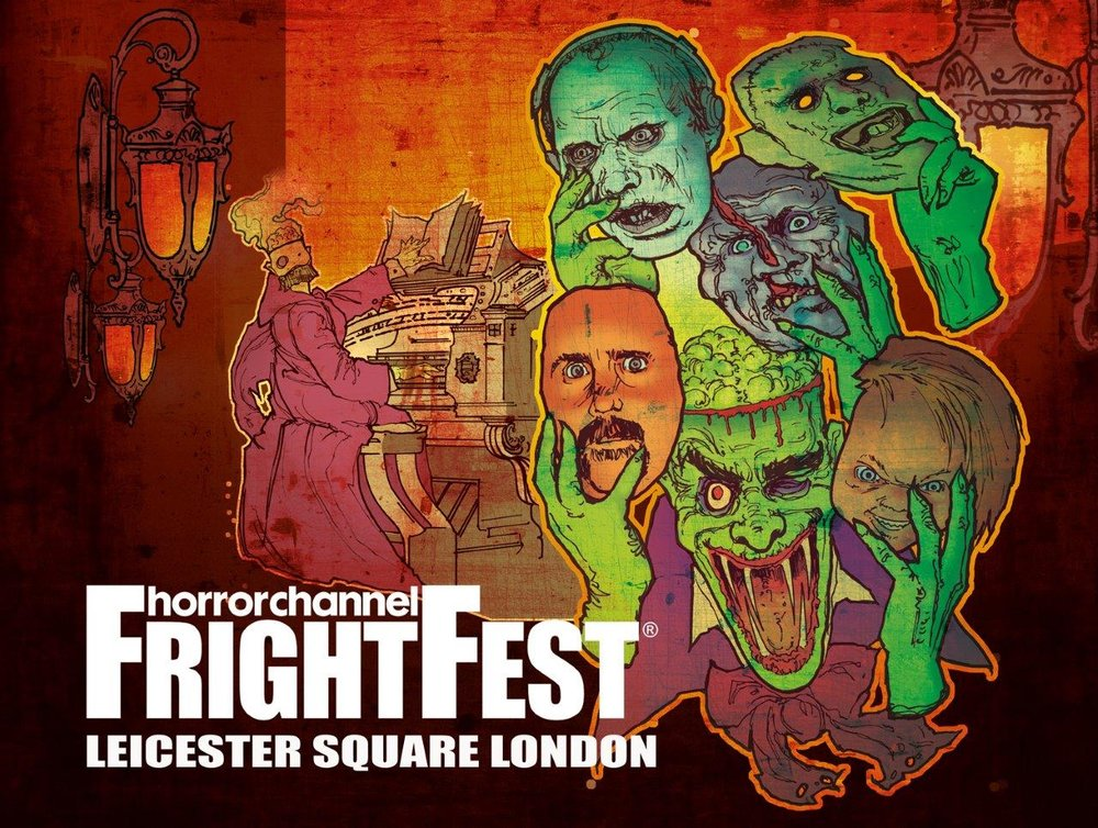 FrightFest's 2017 Poster -  Source