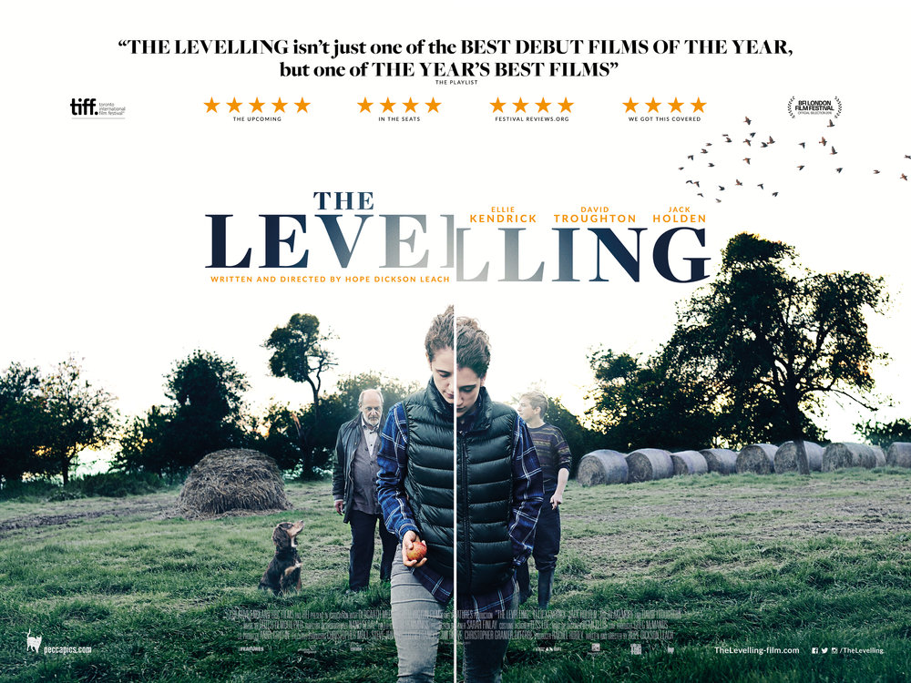 Poster for Peccadillo Pictures' The Levelling - Source