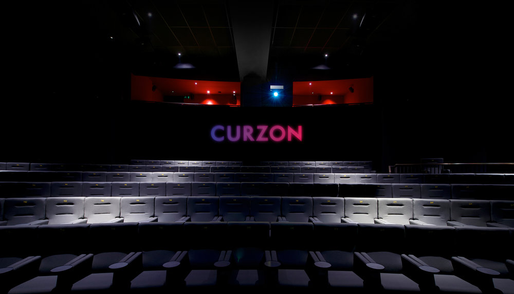 Still from inside of a Curzon Cinema -  Source