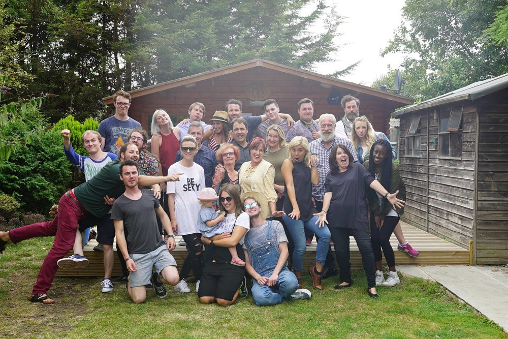 The Grandisons' Cast and Crew