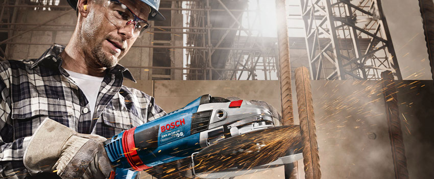 We supply many major power tool brands such as Bosch Industrial