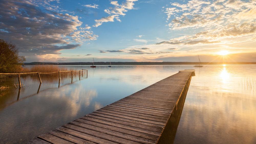 Fünf-Seen-Land -