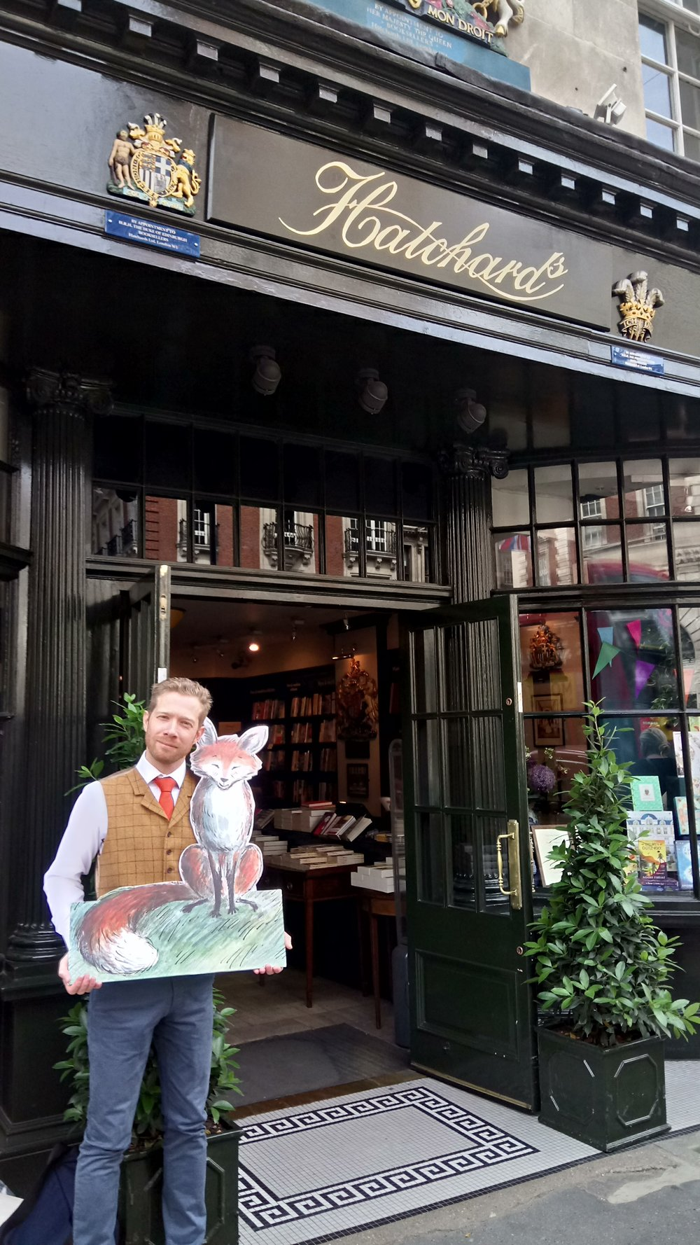 Hatchards of Piccadilly