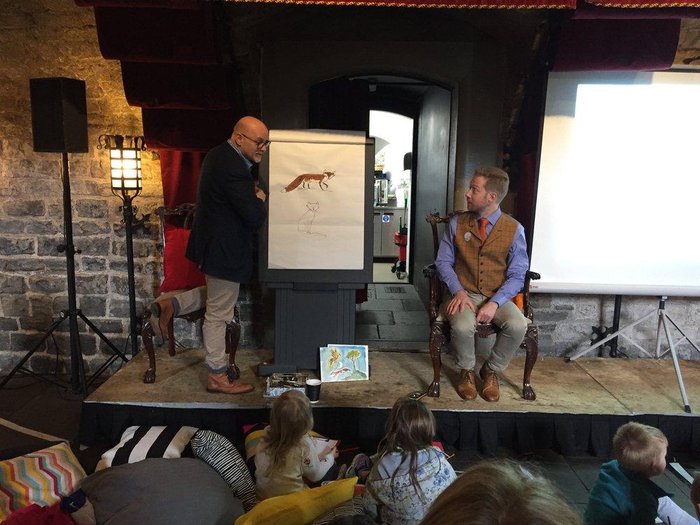 Cardiff Children's Literary Festival