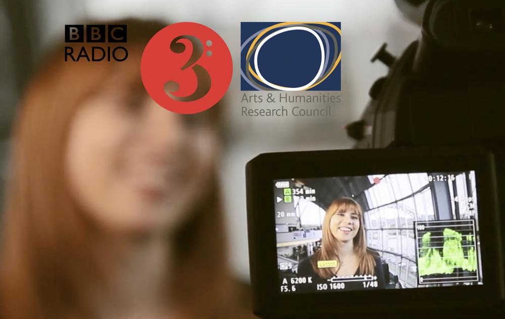 New Generation Thinkers 2016 - BBC & AHRC