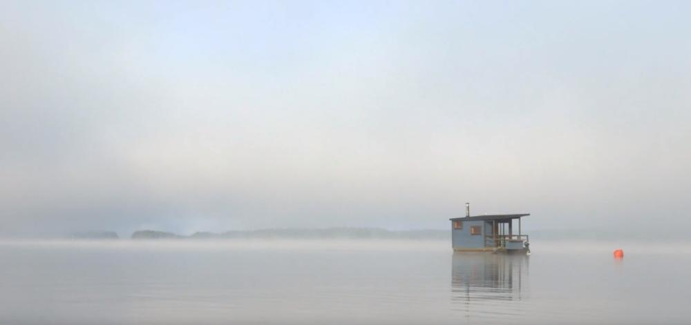 finnmark sauna -